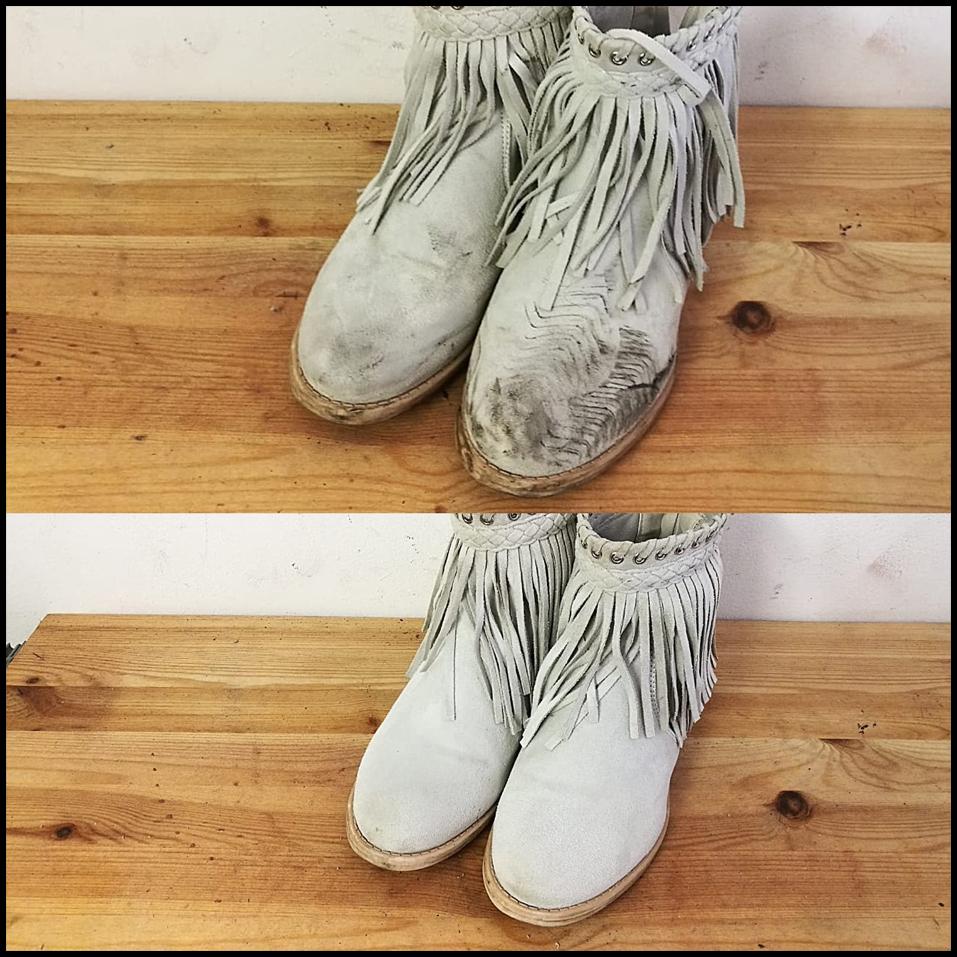 Lavaggio professionale scarpe Borse ed accessori | Il