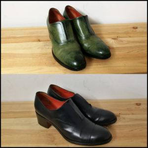 the latest ffda0 a6386 Tintura scarpe e borse in pelle | Il Calzolaio Rapido a Genova