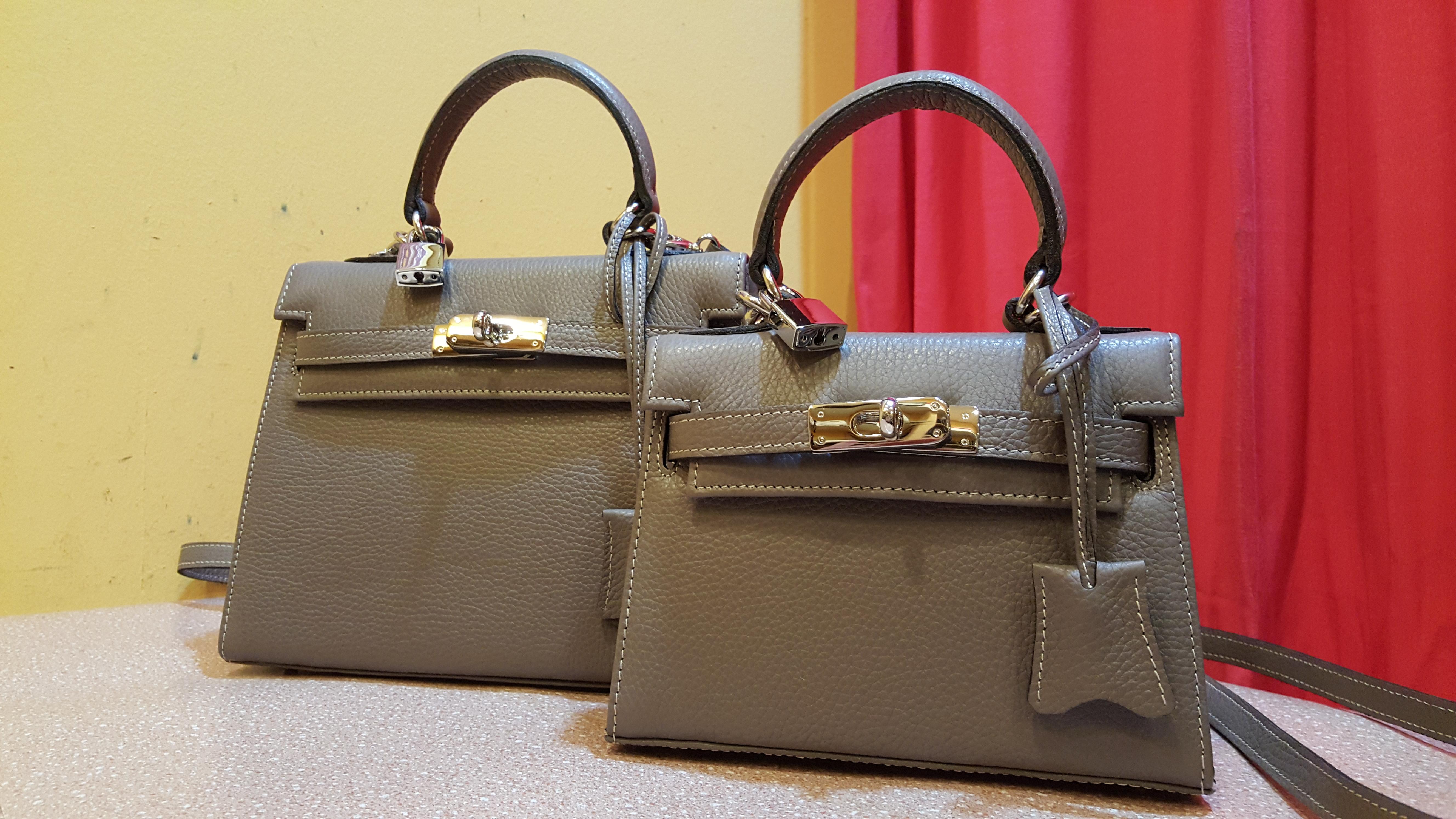 Creazione borse artigianali
