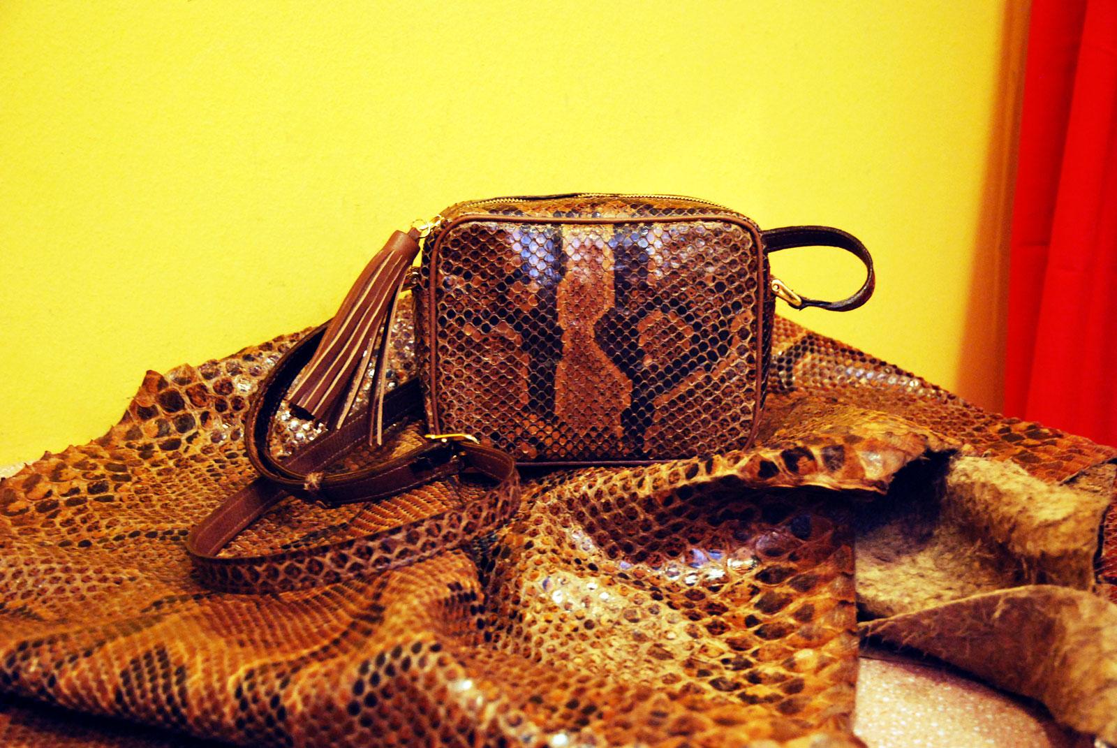 creazione borse artigianali genova