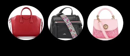 Borse Givenchy Hogan Versace