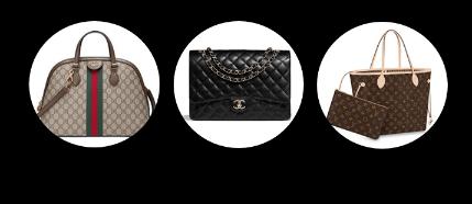 Borse Gucci Chanel LV