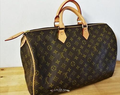 Rimessa a modello totale Louis Vuitton dopo